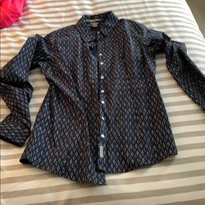 Button up Eddie Bauer long sleeve